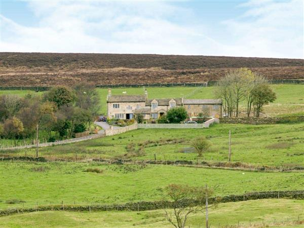 Commons Farm Cottage in West Yorkshire