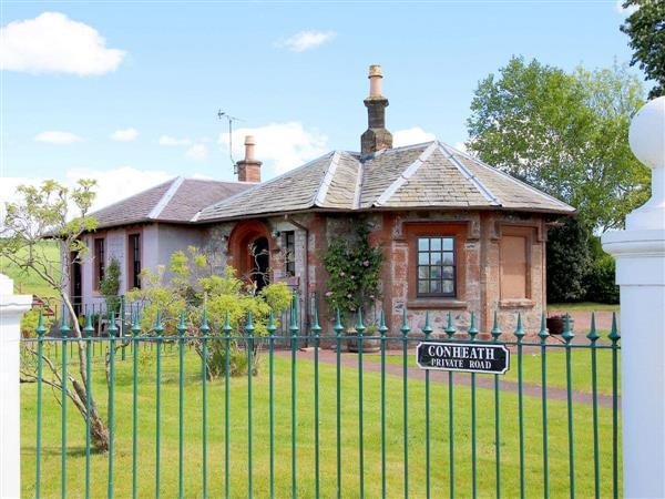 Conheath Gatelodge Cottage in Dumfriesshire