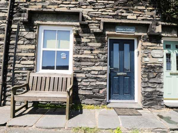Coniston Bank Cottage in Cumbria