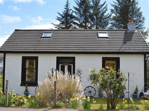 Connas Cottage in Argyll