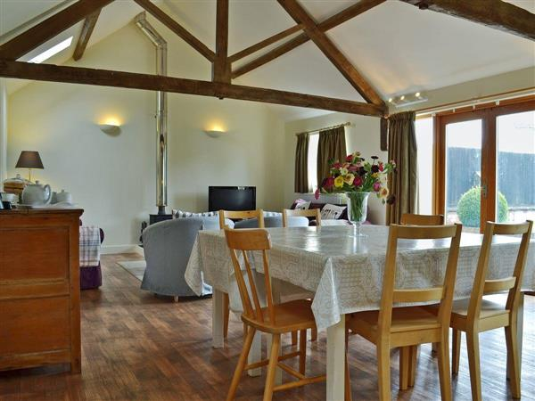Conygre Farm Cottages - The Burrow  in Wiltshire