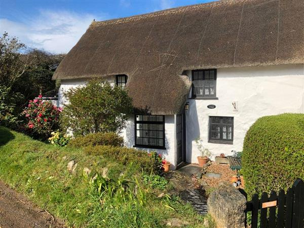Coombe Cottage -, St Agnes, Cornwall