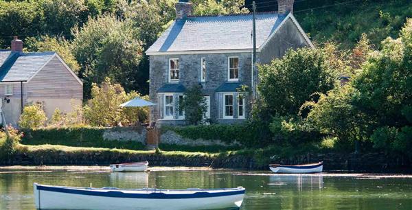 Coombe Villa in Cornwall