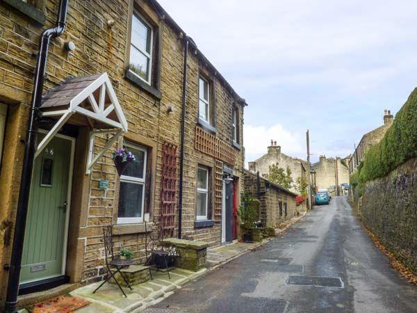 Coombes Hill Cottage in West Yorkshire