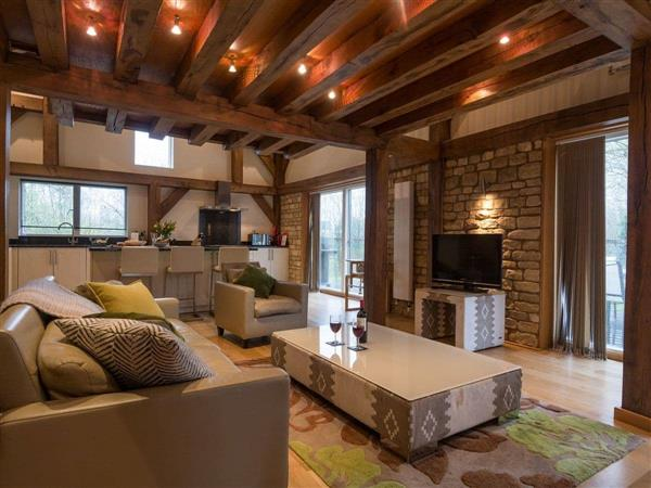 Coot Lodge in Gloucestershire