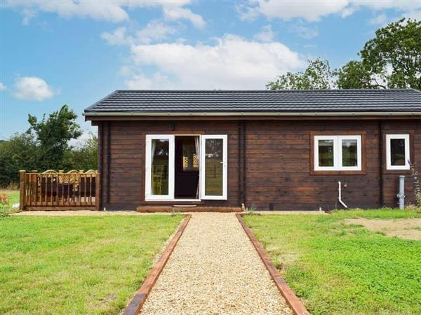Coplow Cabins - Lodge 1 in Leicestershire