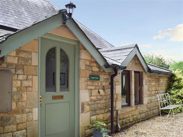Copper Beech Cottage in Leicestershire