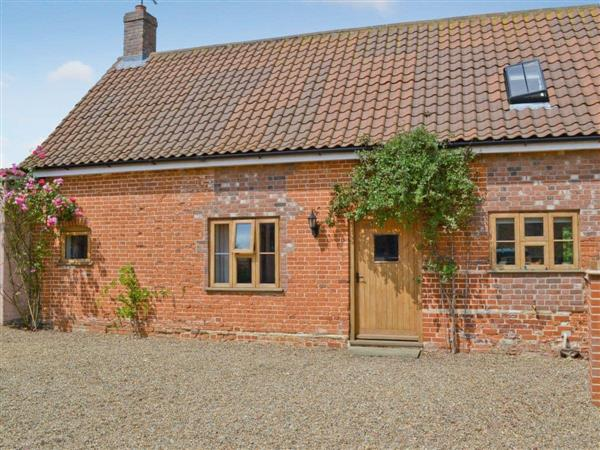 Copper Cottage in Norfolk