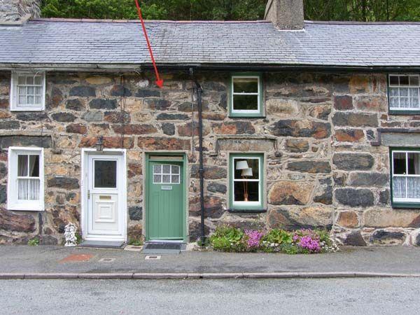 Copper Miner's Cottage in Gwynedd