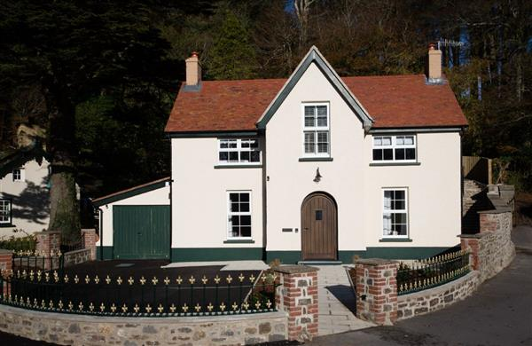 Coppet Hall Lodge, Saundersfoot