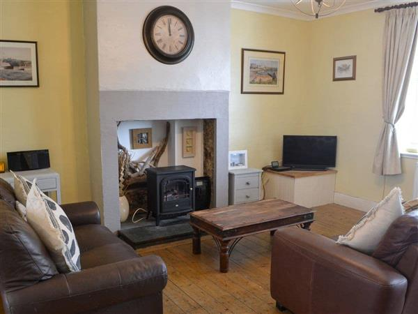 Coquet Cottage in Northumberland