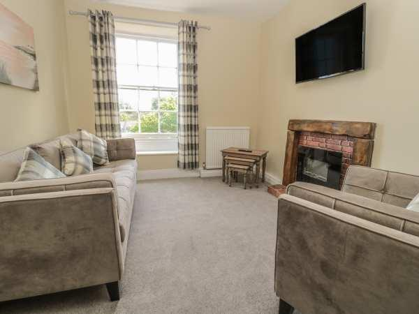 Coquet View Apartment in Northumberland