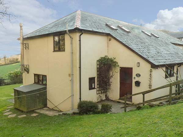 Corky's Cottage in Poughill near Bude, Cornwall