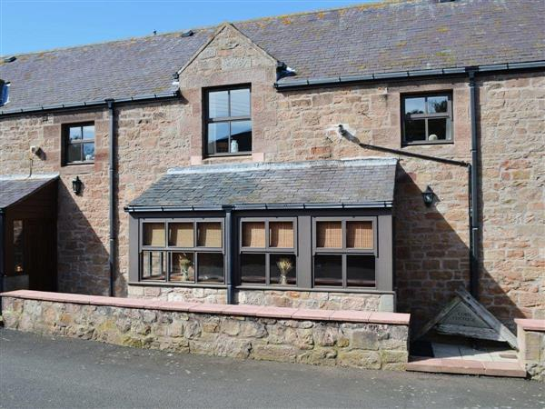 Corn Cottage in Northumberland