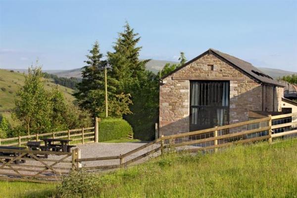 Corn View Llanilid in Powys