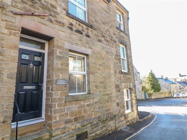 Corner Cottage in Derbyshire