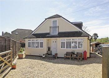 Corner Cottage in West Sussex