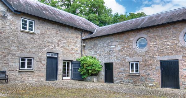 Corner Cottage in Powys