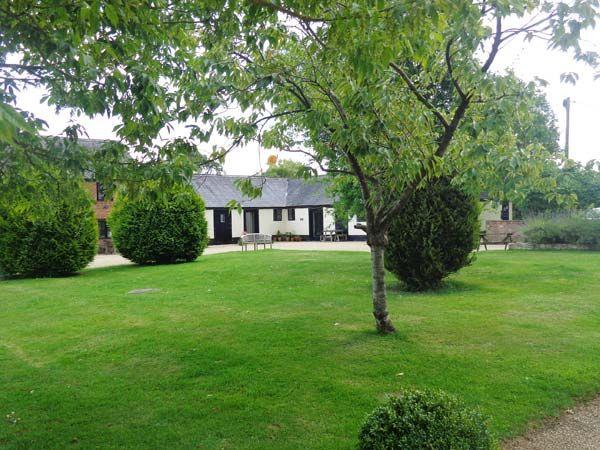 Corner Cottage in Wiltshire