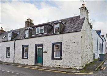 Corner House in Kirkcudbrightshire