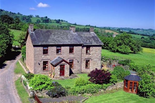 Cornwall Farm in Powys