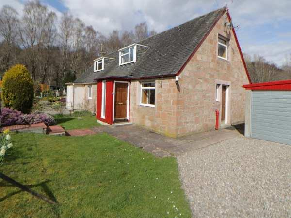 Corran Cottage in Perthshire