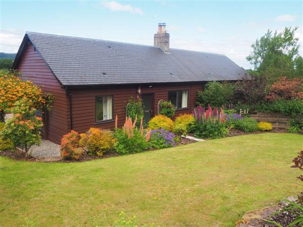 Corrie Cottage in Perthshire