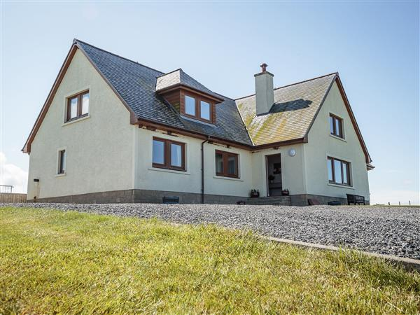 Corsewall Castle Farm Lodges in Wigtownshire
