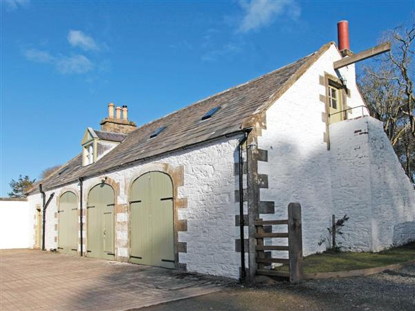 Corsewall Estate Holiday Cottages - Stables Cottage in Wigtownshire