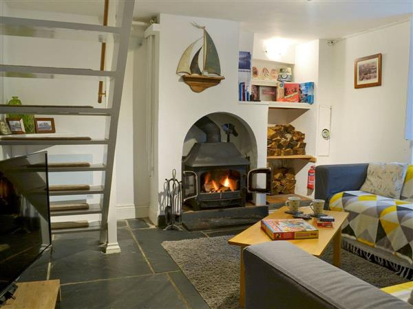 Cosy Cottage in Cornwall