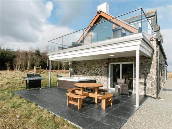 Cot Cottage, Kirkcudbrightshire