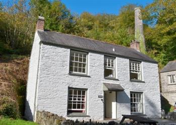 Cotehele Estate - Danescombe Cottage in Cornwall
