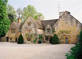 Cotswold Manor in Gloucestershire