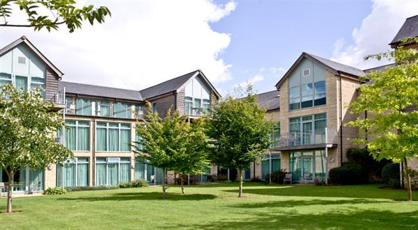 Cotswold Water Park Apartment 7 from Bluechip Holidays