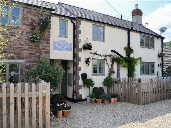 Country Cottages - Olive Barn in Gloucestershire