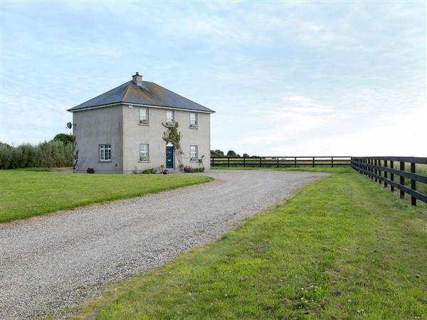Country House Escape Pres de la Plage in Wexford