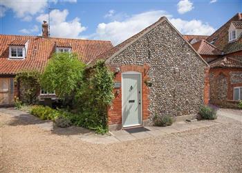 Courtyard Cottage in Norfolk
