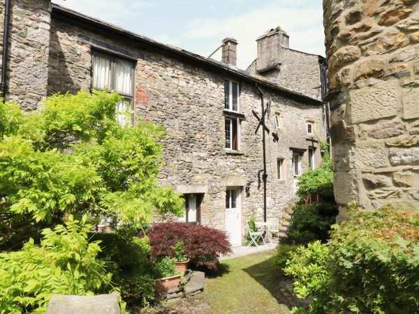 Courtyard Cottage in Cumbria