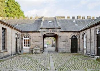 Courtyard Cottage in Morayshire