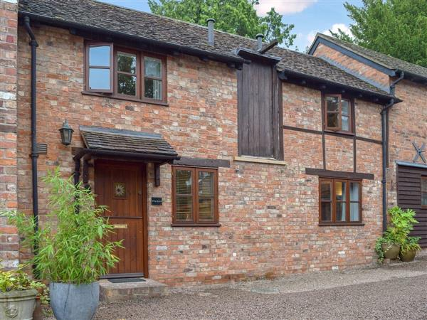 Courtyard Cottages - The Barn in Herefordshire