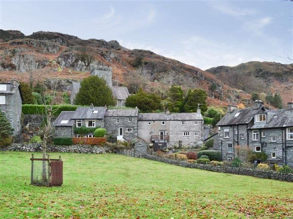 Couter Cottage in Cumbria