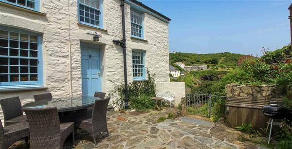 Cove Cottage in Cornwall
