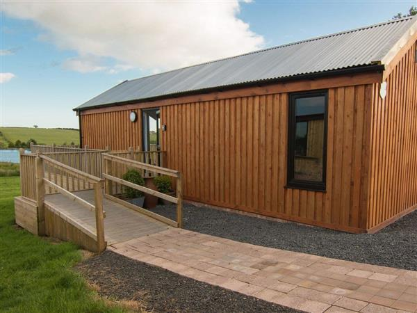 Cowans Law - Mallard Lodge in Ayrshire
