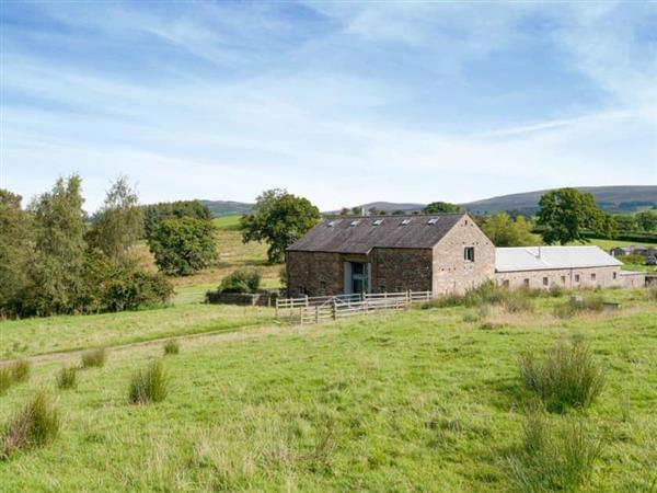 Cowdber Barn in Lancashire