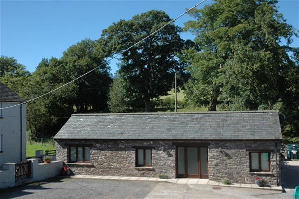 Cowslip Cottage in Cradoc, Powys