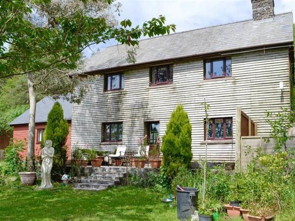 Coynant Farm Cottages - Barn Cottage in West Glamorgan