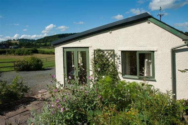 Crab Apple Cottage in Powys