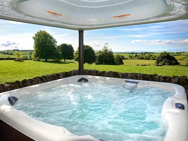 Craigadam Lodge in Kirkcudbrightshire