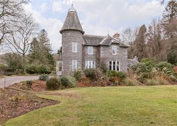 Craigbittern House in Kirkcudbrightshire