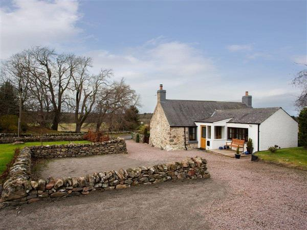 Craigellachie Cottage in Morayshire